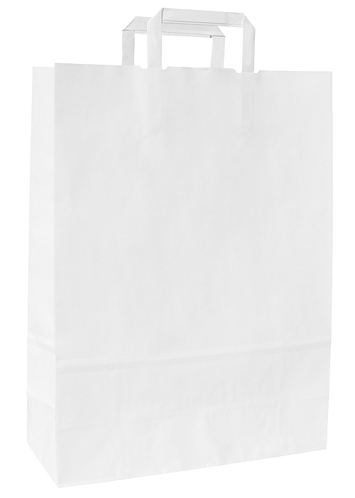 RAINBOW WHITE KRAFT 18x8x25